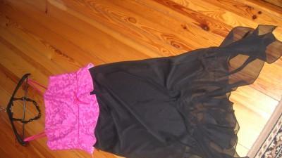 sukienka wieczorowa 38-40