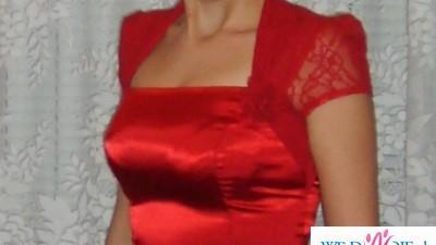 Sukienka wieczorowa jak nowa :-)