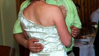 sukienka wieczorowa lub na poprawiny