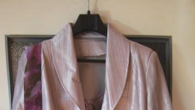 Sukienka z żakietem b. ładne roz. 48 na ślub, wesele, komunię itd
