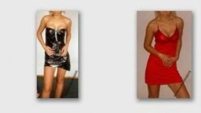 sukienki i bluzki ok 25 zł