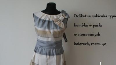 Sukienki wieczorowe hurt/detal