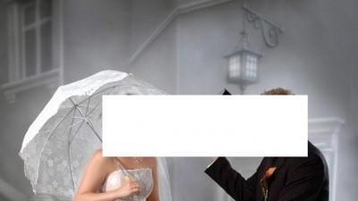 Sukinia ślubna firmy Agnes
