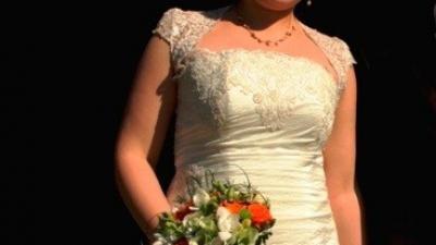 Sukna ślubna Baron firmy Gala ecru