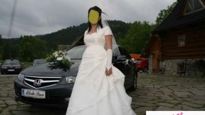 sukna ślubna - model Dżamilla