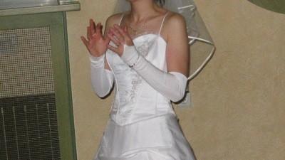 Suknia 2 częściowa