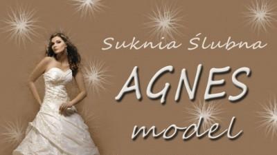 SUKNIA AGNES model 1685
