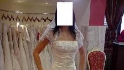 SUKNIA ANNAIS BRIDEL model SHELBY-stan idealny!