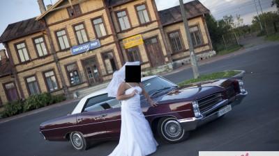 Suknia  biała 44/46