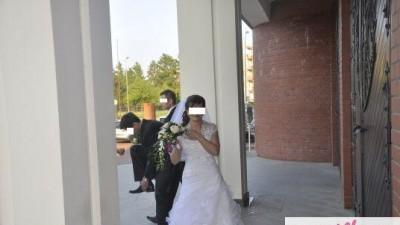 SUKNIA CARRERA ANNAIS BRIDAL Roz.38