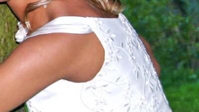 Suknia CLASSA ecru