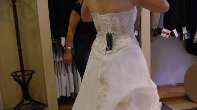 suknia Classa rozmiar 42