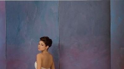 Suknia Cosmobella 7244 biała