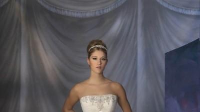 Suknia Cosmobella 7267 od Lisa Ferrera