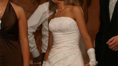 suknia cosmobella LISA FERRERA DEMETRIOS