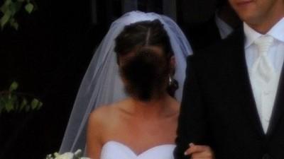 Suknia Demetrios 3095 r.34-36 biała