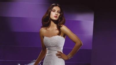 Suknia Demetrios model 955, kolekcja 2008 rok