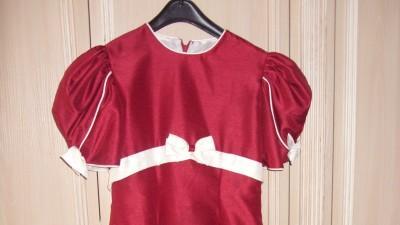 Suknia dla dziewczynki-na balik karnawalowy lub inne uroczystosci