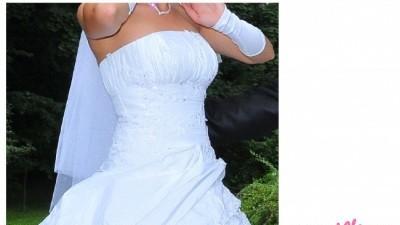 suknia dla ksiezniczki.....