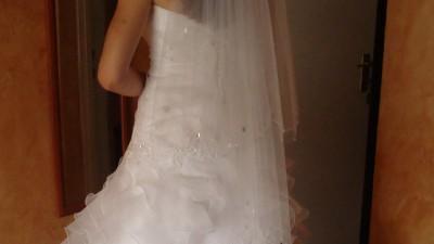 Suknia dla wymagającej.