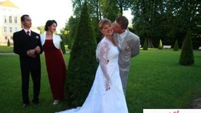 suknia Duda-Koprowska 06/102 biała