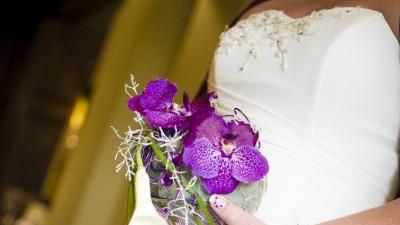 Suknia ecru- Dallas Emmi Mariage (42/44)