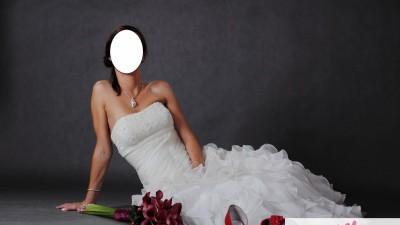 Suknia Elianna Moore AQUA rozm. 34-38
