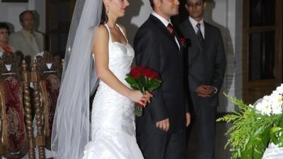 Suknia Elizabeth Konin 2008 – rozmiar 34/36
