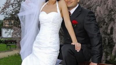 Suknia Elizabeth Konin 2008, rozmiar 34/36