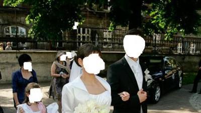 Suknia Eternity D4007 rozm. 38 - biała
