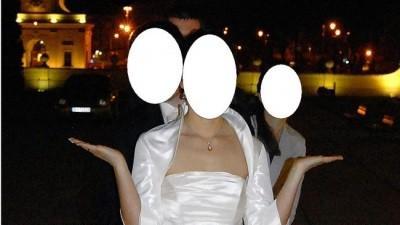 Suknia Farage Malibu, ecru, roz. 38, 174cm + 6cm (obcas)
