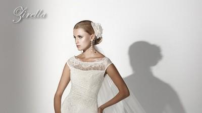 Suknia firmy GALA z kolekcji DRY 2012 - model Zirella