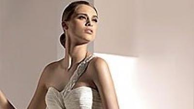 suknia firmy Pronovias, Galia