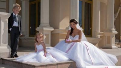 Suknia giovani angel L