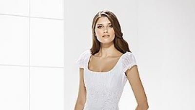 Suknia Hasoma firmy Gala. Rozmiar 36/38 na wzrost 175 cm.