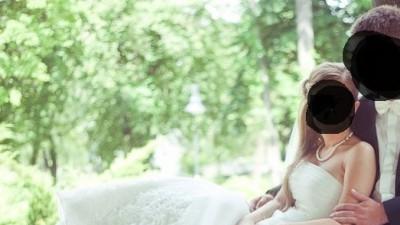 Suknia IGARO - Luna Novias (kolekcja 2012)