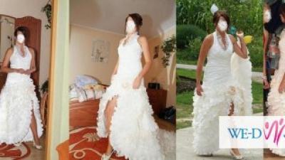 Suknia JANESSA Emmi Mariage, rozm.40