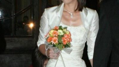 Suknia JOANA z kolecji PRONOVIAS - wzór!
