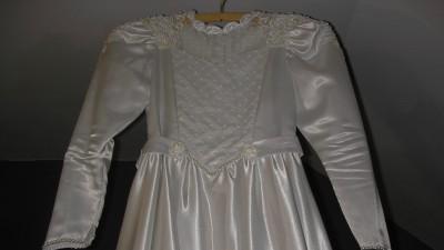 Suknia komunijna jak nowa!!!!