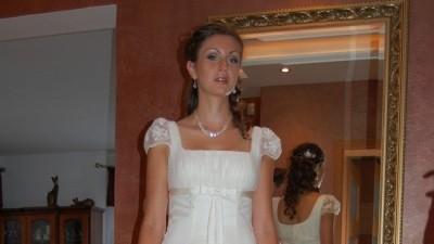 suknia kristi firmy  Annais kolekcja 2009