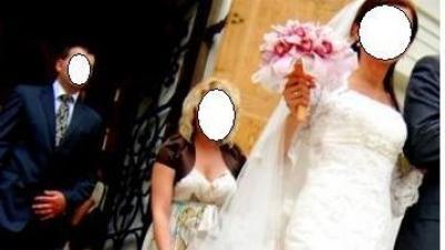 Suknia La Sposa Finlandia+ gratisy OKAZJA 35%ceny