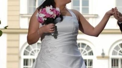 Suknia Migela Madame Zareba rozmiar 44 TANIO 600zl