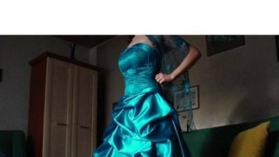 suknia na studniówke!!!