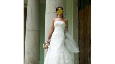 Suknia Nalon Pronovias 2008