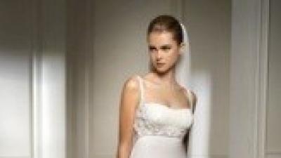 Suknia Pronovias 2009,model REGALIZ