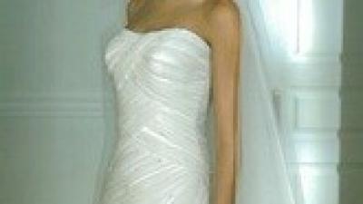 Suknia Pronovias Helice w idealnym stanie