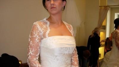 suknia PRONOVIAS OLGA