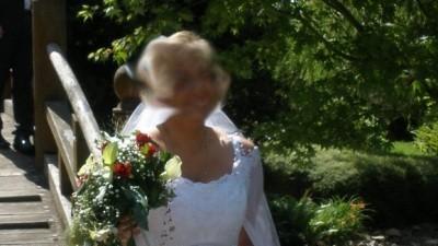 suknia roz 44-46
