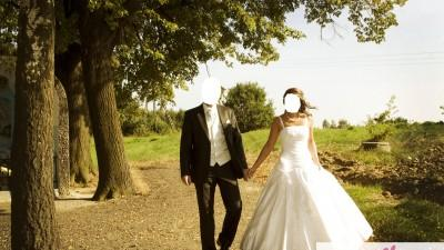 suknia śluba firmy Sarah