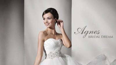 Suknia śluban Agnes Bridal Dream